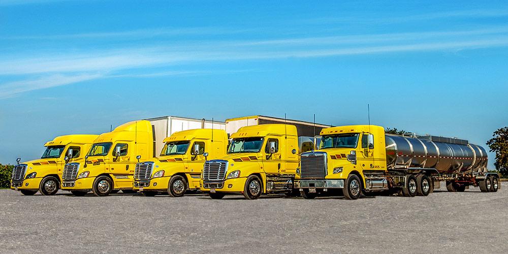 food grade trucks, trucking, trucking companies, winery trucking, winery products