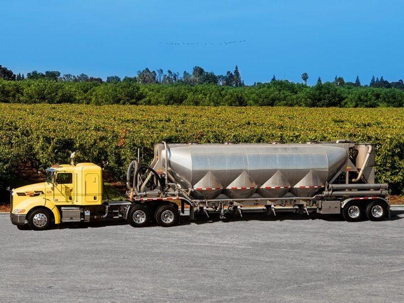 sugar truck, trucking